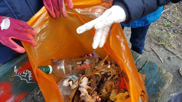 Wir helfen mit die Grünflächen in der Umgebung unserer Schule zu reinigen. Mit der ganzen Schule haben wir an der Junior Dreck weg-Woche teilgenommen.
